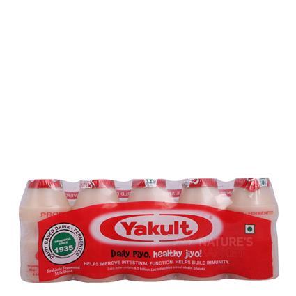 Probiotic Fermented Milk Drink - Yakult