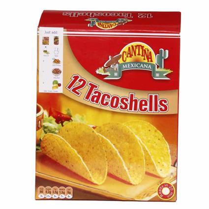 Taco Shells  -  12Pcs - Cantina