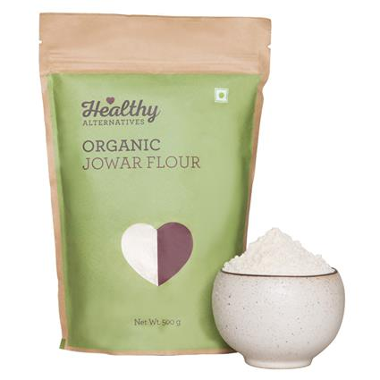Organic Jowar Flour - Healthy Alternatives