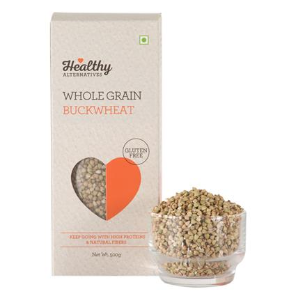 Buckwheat - Healthy Alternatives