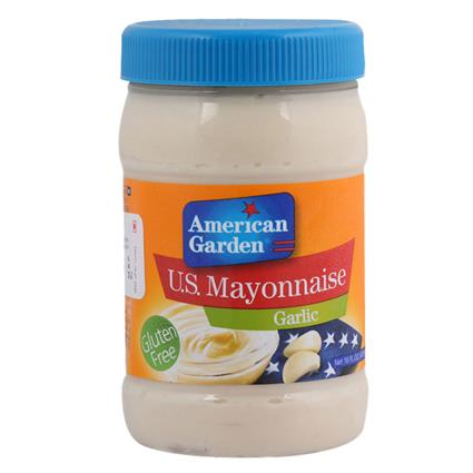 AG MAYONNAISE GARLIC 16OZ
