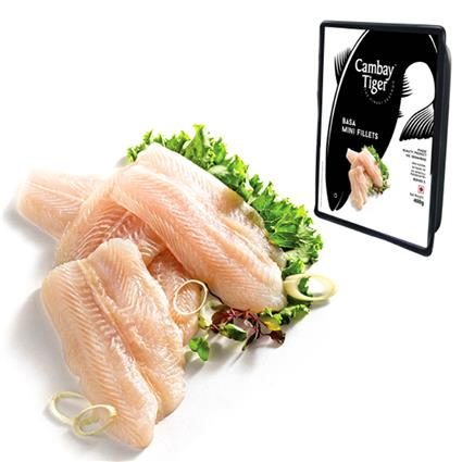 Basa Fillet 3 Pcs - Cambay Tiger