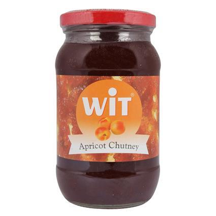 Apricot Chutney - Wit