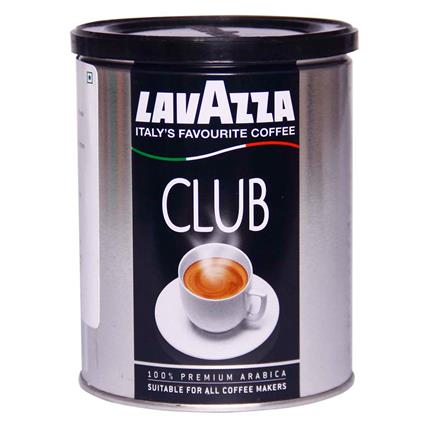 Club 100% Premium Arabica Coffee - Lavazza