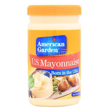 Less Fat Mayonnaise - American Garden