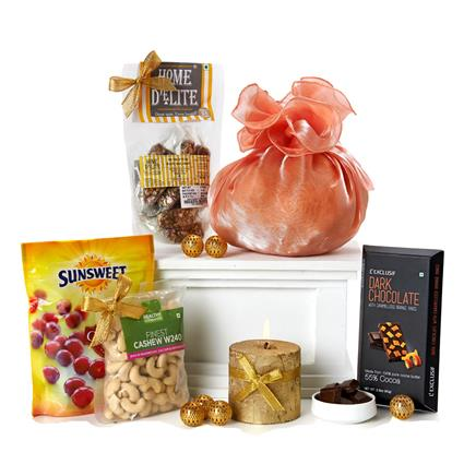 Dry Fruit Hamper  -  Medium