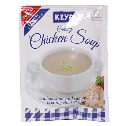 Instant Soup - Cream Chicken - Keya