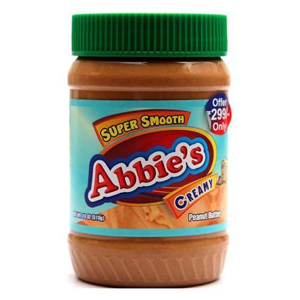 Creamy Peanut Butter Spread - Abbies