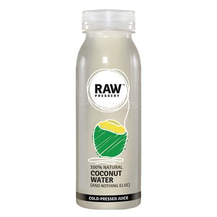 Cold Pressed Juice Coconut Water - Raw Pressery