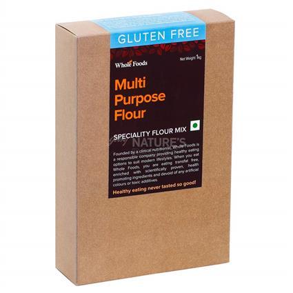 Gluten Free Multipurpose Flour/Atta - Whole Foods