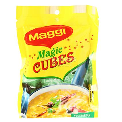 Magic Cubes - Maggi