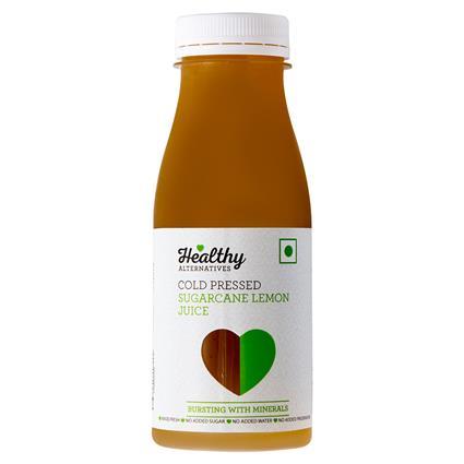Sugar Cane Cold Pressed Juice - Healthy Alternatives