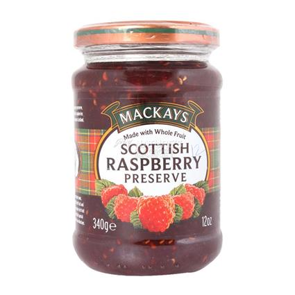 Scottish Raspberry Preserve - Mackays