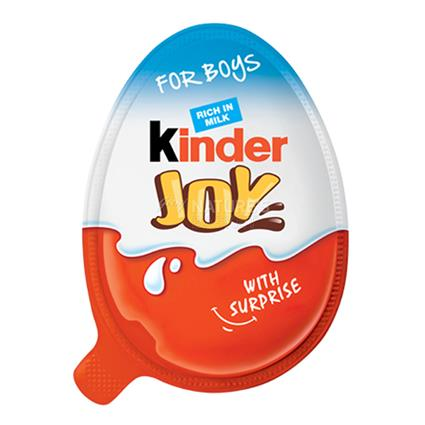 Kinder Joy For Boys - Kinder Joy