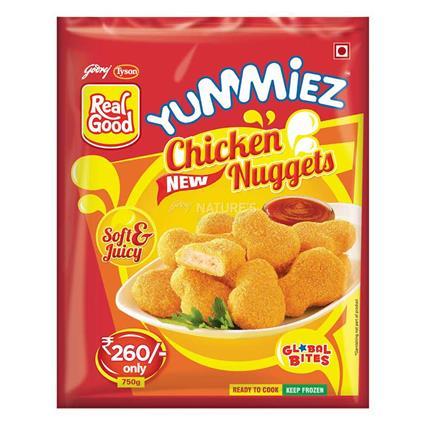 Chicken Nuggets - Yummiez