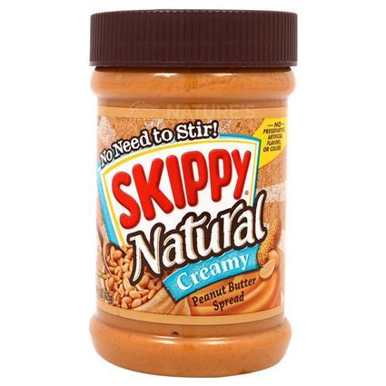 Natural Creamy Peanut Butter - Skippy
