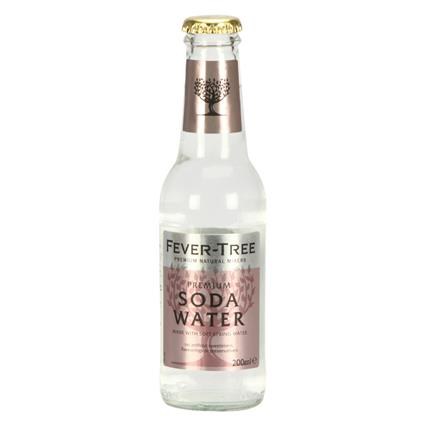 Soda Water - Fever Tree
