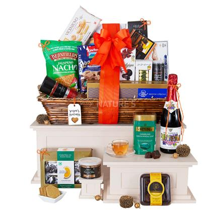 Gourmet Celebration Hamper Grande