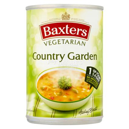 Country Garden Soup - Baxters