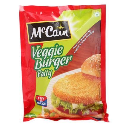 MC CAINS VEGGIE BURGER PATTY 360G