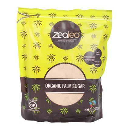 Organic Palm Sugar - Zealeo