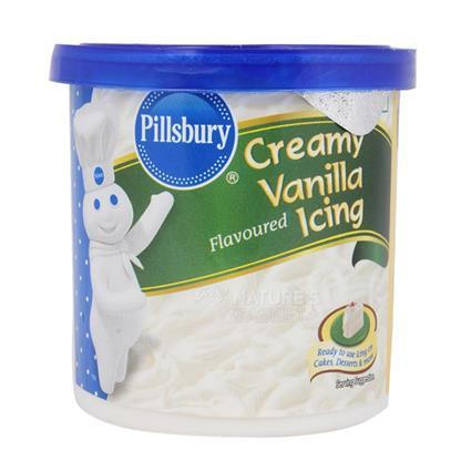 Icing  -  Creamy Vanilla - Pillsbury
