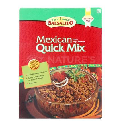 Mexican Quick Mix - Tex Mex Salsalito