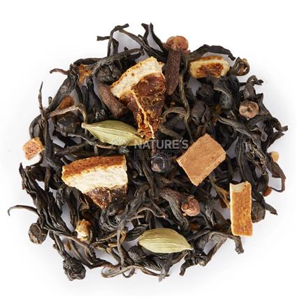Spicy Madarin Oolong  Looset - Tea Culture