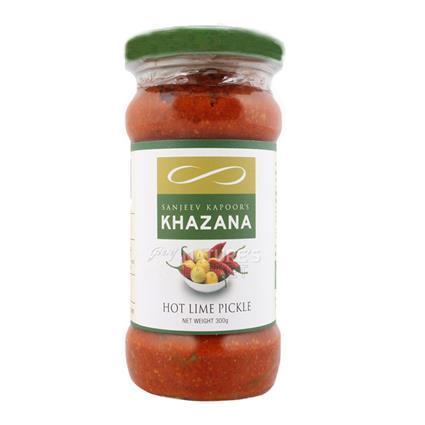 Hot Lime Pickle - Khazana