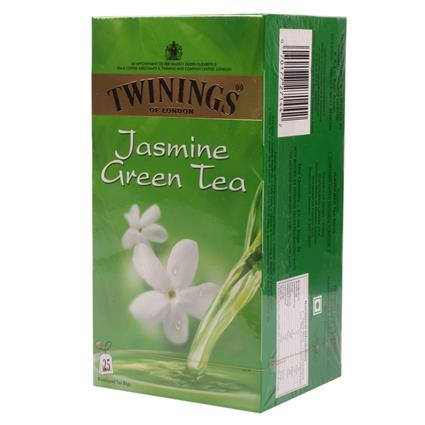 Jasmine Green Tea  -  25 Tea Bags - Twinings