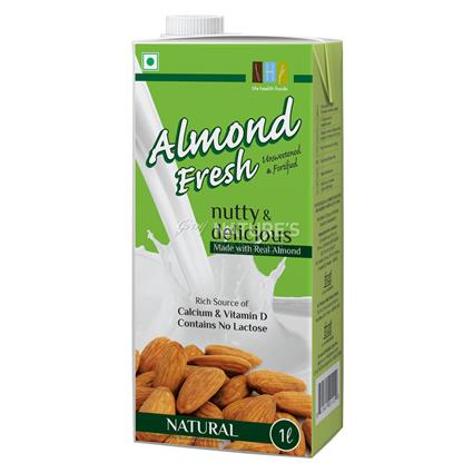 Almond Fresh Natural - Staeta