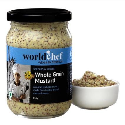 Whole Grain Mustard - L'exclusif