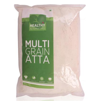 Multi Grain Atta - Get Natures Best