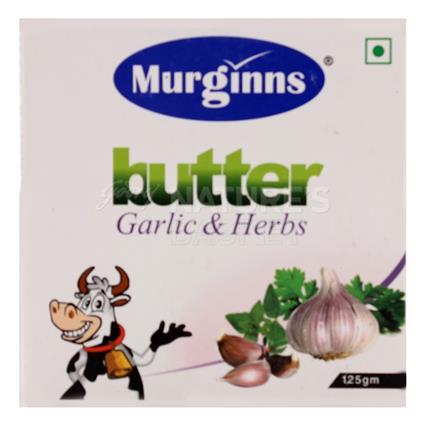 Butter Garlic & Herbs - Murginns
