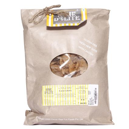 Ragi Chips  -  Lokale Snax - Home Delite