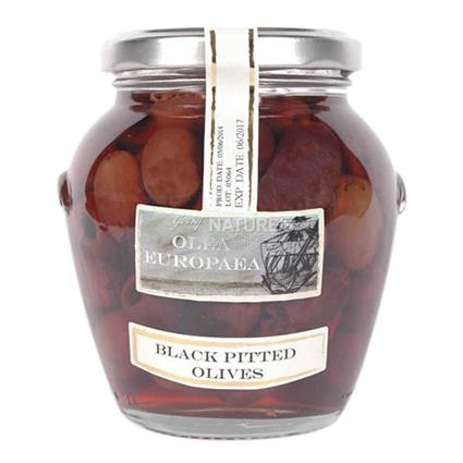Black Pitted Olives - Olea Europaea