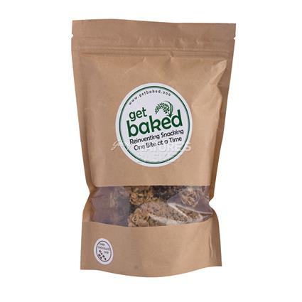 Get Baked Chocolate Crunch Rocks - Get Baked