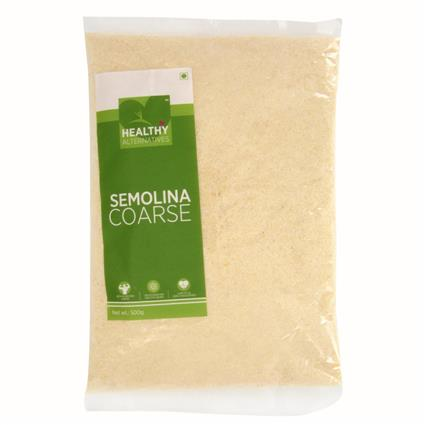 Semolina Coarse - Get Natures Best