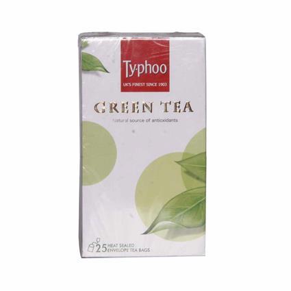 Green Tea  -  25 TB - Typhoo