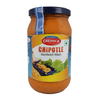Chipotle Sandwich Mayo - Cremica