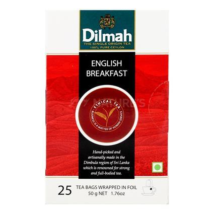 English Breakfast Tea - Dilmah