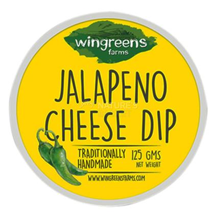 Jalapeno Cheese Dip - Wingreens Farms