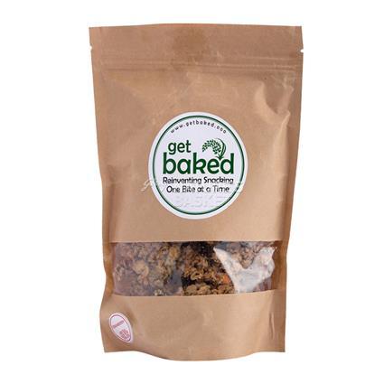 Cranberry Crunch Rocks - Get Baked