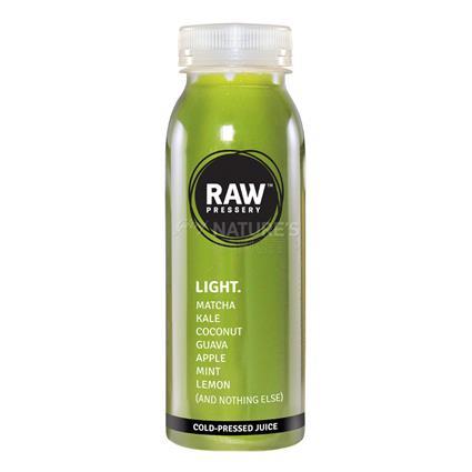 Cold Pressed Juice Light - Raw Pressery