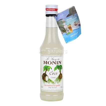 MONIN COCONUT DRINK MIXES 250Ml
