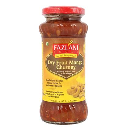 Dry Fruit Mango Chutney - Fazlani