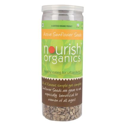 Active Sunflower Seeds - Nourish Organics