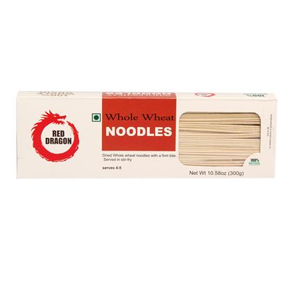 Whole Wheat Noodles - Red Dragon