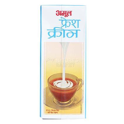 Fresh Cream - Amul