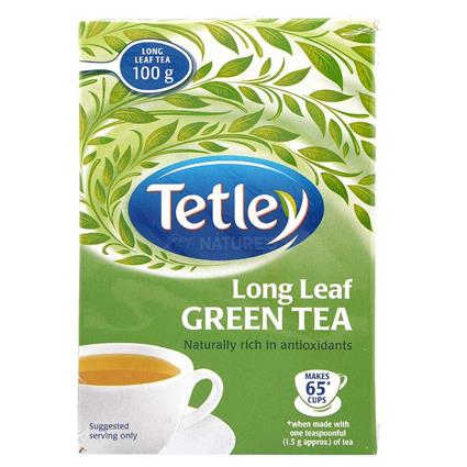 Long Leaf Green Tea - Tetley